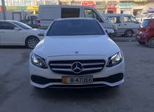Automatic White Mercedes Benz 2018 for sale