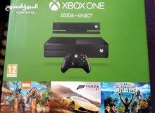 A clean New Xbox One available for immediate sale