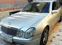 Mercedes Benz E500 2006 For sale - Grey color