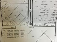 سكنية رخيصة في مخطط اللكبي مساحة 699 م