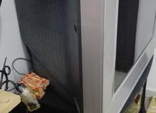 تيلفيزيون سوني اصلي مستعمل بحاله جيدا جدا .+ طاوله