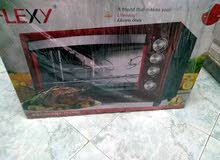 flexy electrical oven brand new (75 L)