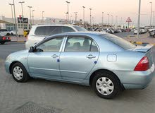 For sale Toyota Corolla car in Sharjah