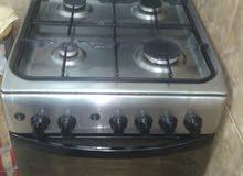 طباخ أريستون ايطالي 4 شعلات مع فرن وشواية
