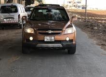 For sale Chevrolet Captiva car in Irbid