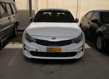 Kia Optima car for sale 2016 in Al Masn'a city