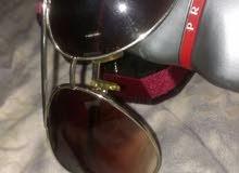 نظارات ماركةبرادااصلي من امريكا مع محفظةجلدية