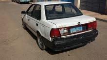 سياره سوزوكي موديل 1992 اقتصادية جدا جدا في البترول تمشي بالدبه 300_320كيلوا