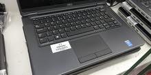 اجهزة لابتوب DELL ليتوتيودمعالج:كور i5 الجيل الخامس استعمال بسيط