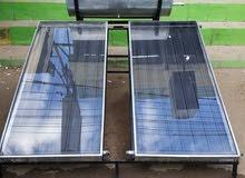 سخانات طاقة شمسيه