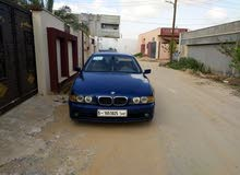 Gasoline Fuel/Power   BMW 530 2002