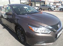 Gasoline Fuel/Power car for rent - Nissan Altima 2017