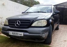 For sale 2000 Black ML