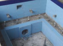 سفر الغامدى مقاولات عامة  وأعمال حمامات السباحه تشطيب سوبر لوكس