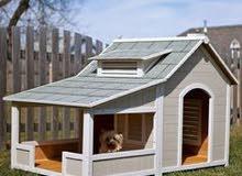 تفصيل بيوت للكلاب و القطط    House for dog's & cat's