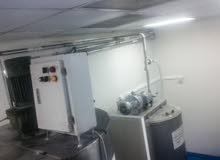 مصنع أدوية للبيع ( جاهز بالكامل للتشغيل )