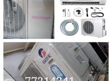 Air conditioners services fixing repair