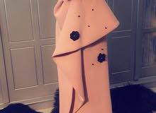 فستان أعراس ومناسبات - الفستان تصميمي والكلف من اختياري