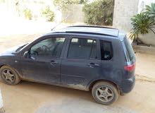 مازدا 2 فيها دخان  2008