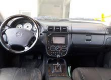 السيارة بحالة ممتازة اصطراد سويسرا رقم الهاتف ( 0941083154) ML 55 AMG