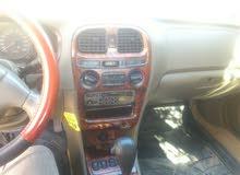 هونداي سوناتا 1999 محرك 6 /27 بسطوني يوجد بها صوت بونتريه وتبي تغييرت  تنك البنز