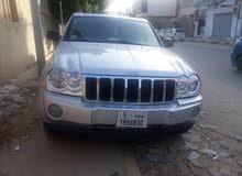 Jeep Grand Cherokee in Tripoli