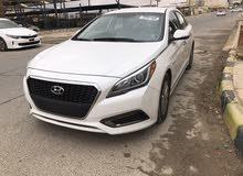 Hybrid Fuel/Power   Hyundai Sonata 2016