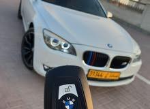للبيع BMW 740 خليجي 6 سلندر توين توربو