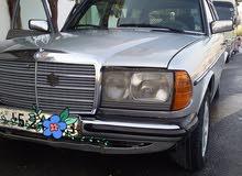 Gasoline Fuel/Power   Mercedes Benz E 230 1985