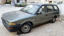 Best price! Toyota Corolla 1991 for sale