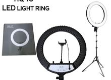 """LED Ring Light 18"""" inch With Marror"""
