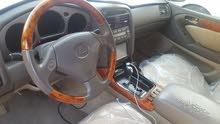 1 - 9,999 km Lexus GS 1999 for sale