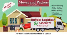 Movers and Relocating services at affordable price