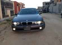 BMW 530 Used in Tripoli