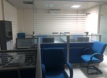For sale - fully furnished standard modern office.