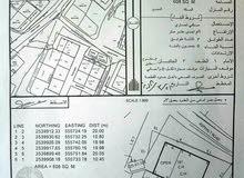 أرض سكني تجاري في نزوى للبيع