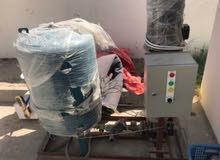 prusher machine