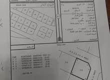 مباشر ارض سكنية صلاله عدونب مربع ج