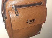 تخفيض #يتوفر_لدينا_خدمة_توصيل  حقيبة كتف  تصميم متميز و أنيق  جلد ب