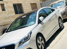 Automatic Hyundai 2018 for rent - Amman