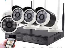 Cctv Nvr wireless camera system high quality