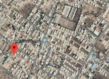 قطعة أرض للبيع  بمقسم جديد خلف الدعوة الإسلامية حي سلام