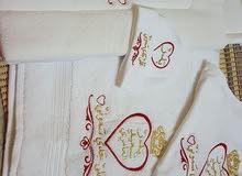 الورده لتطريز ملابس الأطفال حديثي الولاده والفوط والقمصان وروب اﻻستحمام