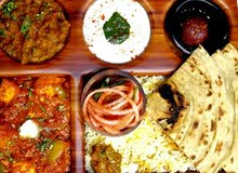 we are supplying Indian food combo for office
