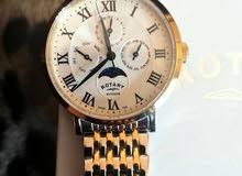 اصلية-ساعة-روتاري-قمريه-rotary-watch