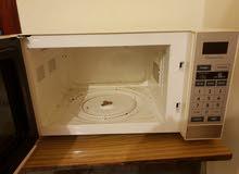 مايكرويف بحالة ممتازة  .. microwave
