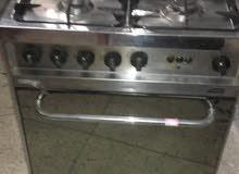 franke cuisinière à 4 feux