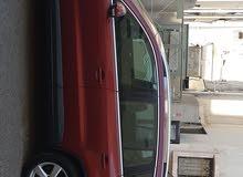 Maroon Volkswagen Tiguan 2009 for sale