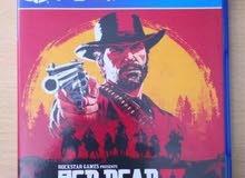 شريط ريد ديد  2 Red Dead Redemption