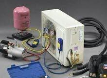 مطلوب صيانة اجهزة منزلية ( الدخل اليومي + 300 ريال )